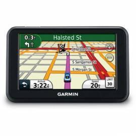 Bedienungshandbuch Navigace Garmin nu00c3u00bcvi 40 CZ-Lebenszeit