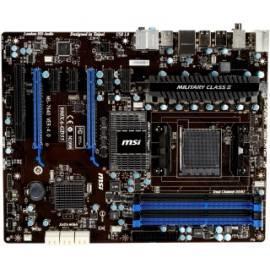 Datasheet MB MSI 990XA-GD55