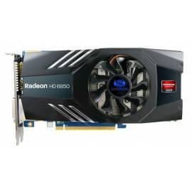 VGA Sapphire Radeon HD 6850, 2GB GDDR5, 256-Bit, 775/1000, DL-DVI-I / SL-DVI-D / HDMI / DP, PCI-E - Anleitung