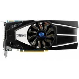 Datasheet VGA Sapphire Radeon HD 6850 VAPOR-X / PCI-E / 1 GB DDR5 / 2xDVI / dual Mini DP / HDMI / OC