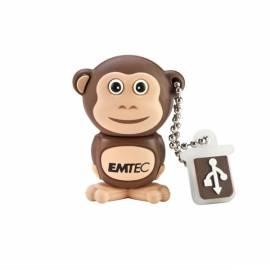Flash USB Emtec M322 Monkey 4GB High-Speed Gebrauchsanweisung