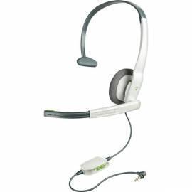Headset Plantronics Gamecom X 10
