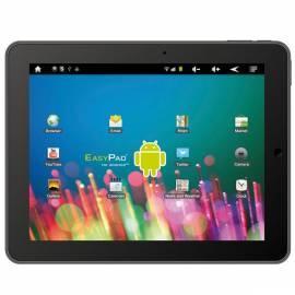 Handbuch für EasyPad 740, 7 Tablet & (17,8 cm), 800 * 600, 4:3, 4GB, Wi-Fi