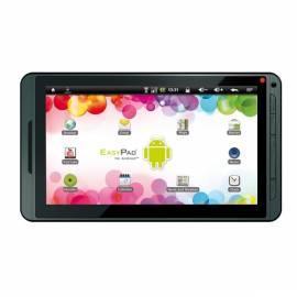 Benutzerhandbuch für Tablet für Kinder EasyPad Junior, 7 & (17,8 cm), 800 * 480, 16,9, 4GB, Wi-Fi