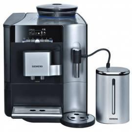 Handbuch für Espresso Siemens TK 76201RW