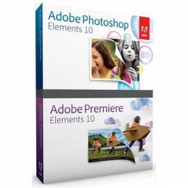 Handbuch für Software Adobe Photoshop Elem/Premiere Elem 10 WIN CZ