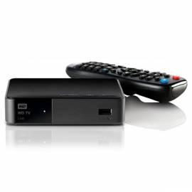 Bedienungsanleitung für WD TV HD LIVE Media Player WiFi - FullHD (1080p), 1xHDMI, Composite-A / V, LAN, 2xUSB 2.0