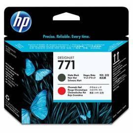 HP Patronen ohne Druckkopf 771-schwarz/rot, CE017A