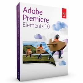 Benutzerhandbuch für Software Adobe Premiere Elements 10 CZ WIN