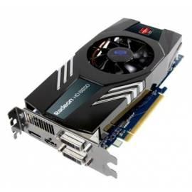 Bedienungshandbuch VGA Sapphire AMD Radeon HD 6850, 2 GB DDR5/256 Bit 775/1000 Mhz 2 x DVI, HDMI, DP