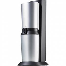 Datasheet Hersteller Sodawasser SodaStream Crystal Titan/Silber