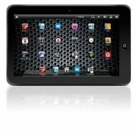 Tablet Yarvik 10'' Android 2.3, 1 GHz, 4GB slimline Gebrauchsanweisung