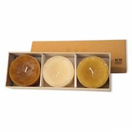 Bedienungsanleitung für Kerzen-Geschenk-Pakete HD Home Design (A03140), braun