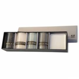 Kerzen-Geschenk Pakete HD Home Design (A03190), grau Bedienungsanleitung