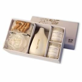 Benutzerhandbuch für Kerzen-Geschenk Pakete HD Home Design (A03340), weiß