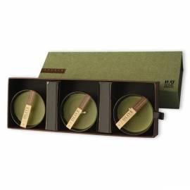 Datasheet Kerzen-Geschenk Pakete HD Home Design (A03360), grün