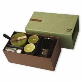 Kerzen-Geschenk Pakete HD Home Design (A03370), grün Gebrauchsanweisung