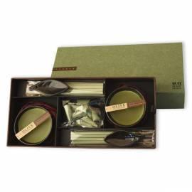 Bedienungshandbuch Kerzen-Geschenk Pakete HD Home Design (A03380), grün