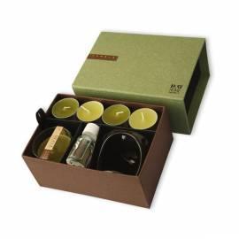 Kerzen-Geschenk Pakete HD Home Design (A03400), grün Bedienungsanleitung