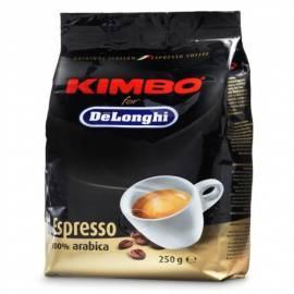 Handbuch für Kaffee DeLonghi Kimbo 100 % Arabica 250g