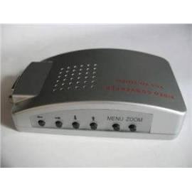 Benutzerhandbuch für DIGITUS Konverter Signal von PC &   Gt;TV Cinch + s-video