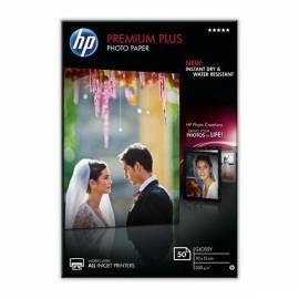 Papier HP Premium Plus Glossy Photo 50 Sht/10 x 15 cm, CR695A Gebrauchsanweisung