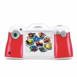Genius Spiel Heeha 700, inklusive Kamera, SD-Kartenslot, TV-Out, 30 Spiele + 8 Foto-Spiele Bedienungsanleitung