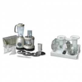 Bedienungsanleitung für ETA-Set-Küche-Roboter 0027 90000 schwarz + Zubehör 0027 91000
