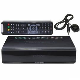 Handbuch für Receiver DVB-T THOMSON TTR 100