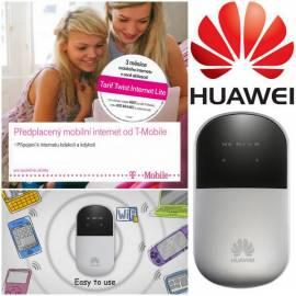 Service Manual Der HUAWEI Mobile Wifi Access Point E5830s weiss/silber + 3 Monate T-Mobile Internet Twist gratis