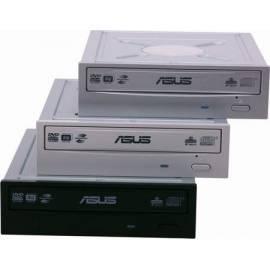 Datasheet Mechanika DVDRW ASUS 24B3ST/BLK/B/AS, 24 x, SATA, schwarz, bulk