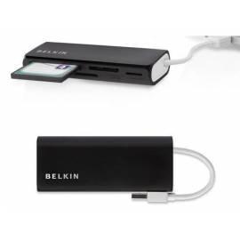 Leser Hawksbill Belkin USB 2.0 Kartenlesegerät ultra-slim-universal Gebrauchsanweisung