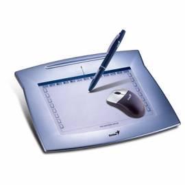PDF-Handbuch downloadenTablet Genius MousePen (8 x 6)