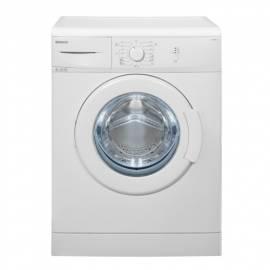 Waschmaschine BEKO HOME 6102 Bedienungsanleitung