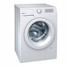 PDF-Handbuch downloadenGorenje Waschmaschine W 7403