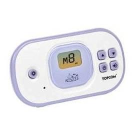 Datasheet Babyphone &   TOPCOM Babytalker 1020, die Babyeinheit Alarm