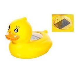 Handbuch für Baby Badewanne Thermometer TOPCOM Thermometer 200 Ente, baby in der Wanne