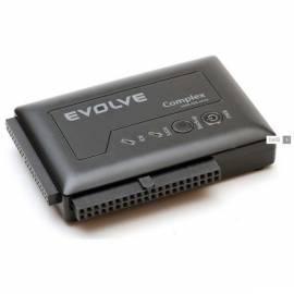 Bedienungshandbuch Zubehör entwickeln USB 2.0 für IDE / SATA entwickeln komplexe