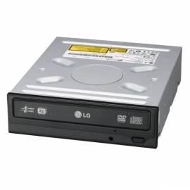Bedienungshandbuch Laufwerk DVDRW LG SecurDisc DL SATA GH22NS70 und damit ein EXTRA Preis!