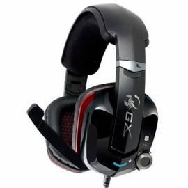 Headset Genius GX Gaming CAVIMANUS HS-G700V Gaming, Vibrace, virtuelle 7.1 - Anleitung