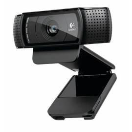 Benutzerhandbuch für Webcamera Logitech HD Pro C920, Full HD 1080p
