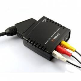 Bedienungsanleitung für TECHNAXX Adapter Video Grabber-Converting VHS/Videorecorder/V8/Hi8 digital Darstellungen