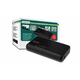 Handbuch für Digitus Fast Ethernet N-Weg 5-Port Switch