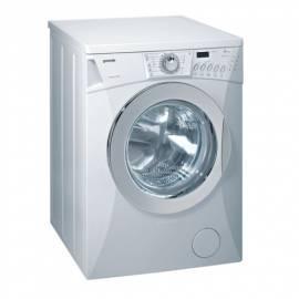 Benutzerhandbuch für Gorenje Waschmaschine WA 82149