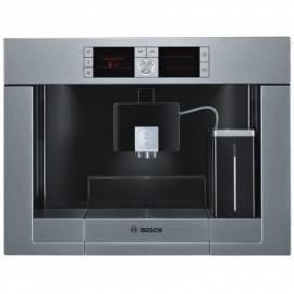 Bedienungsanleitung für Kaffeemaschine errichtet Bosch TCC 78K 751
