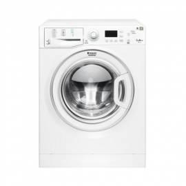 Handbuch für Waschmaschine WMG 602, Hotpoint-Ariston