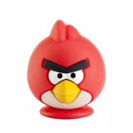 Flash USB Emtec A100 Red Bird 4GB High-Speed Gebrauchsanweisung