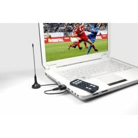 TV-Tuner Technaxx - DVB-T-Receiver, HDTV, MPEG2/MPE Gebrauchsanweisung