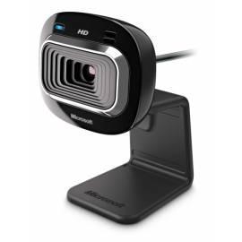 Bedienungshandbuch Webcamera Microsoft LifeCam HD-3000 Win USB