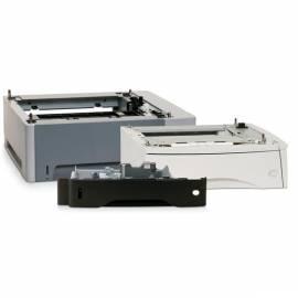 PDF-Handbuch downloadenZubehör HP LaserJet 500-Blatt 5-Postfach